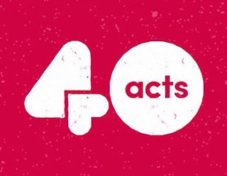 40acts Lent campaign in partnership with Stewardship. Live generously in 2018.