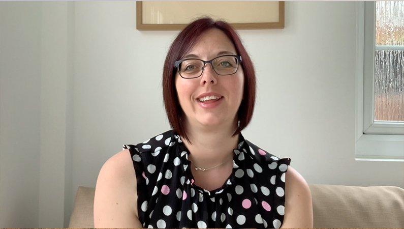 Claire Murphy Interim CEO of Urban Saints 2020