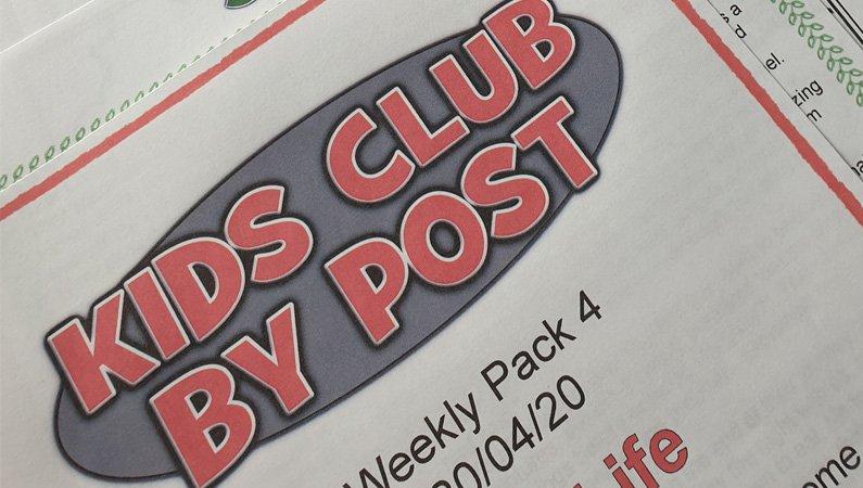 kids club by post logo