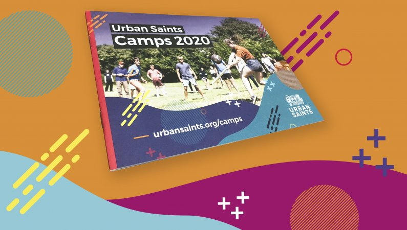 Urban Saints' 2020 Camps brochure